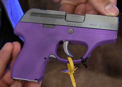 First Look: Beretta Pico Debuts at NRA Show 2013