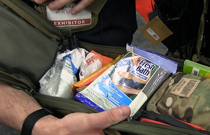 Introduced at the 2013 NRA Show, the new Blackhawk Go Bags are the ideal option for preppers and