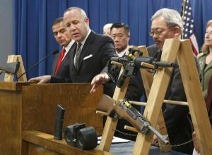 California gun legislation