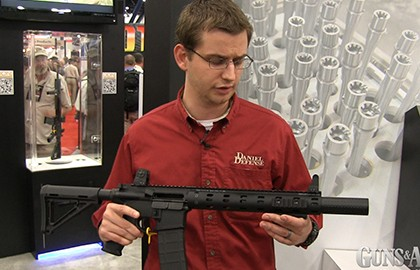 The Daniel Defense DDM4 ISR 300 is paving a whole new path in the world of black rifles. The ISR