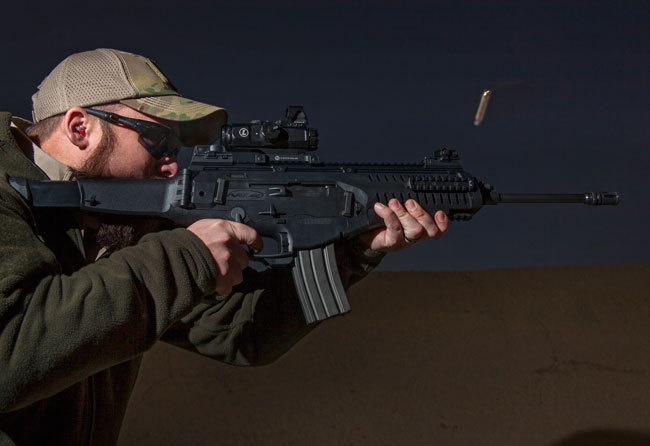 At the Range: Beretta ARX100