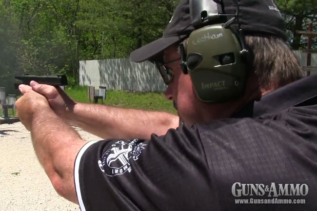 At the Range: Springfield XDs 9mm vs. 45 Auto