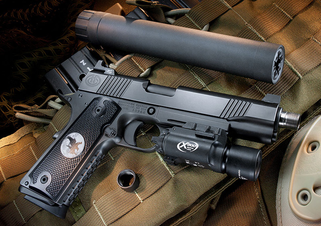 Are 1911 Rail Guns Better than the Original?