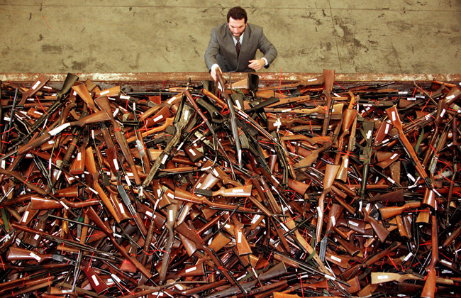 8 Examples of Guns & Government Oppression - Guns & Ammo