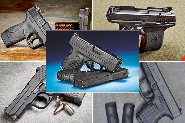What's the Best Subcompact 9mm on the Market?