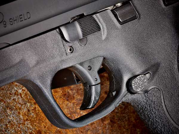 Smith & Wesson Issues Safety Recall for M&P Shield Pistols