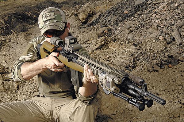 Springfield Armory M1a Standard Walnut Springfield Armory M1a