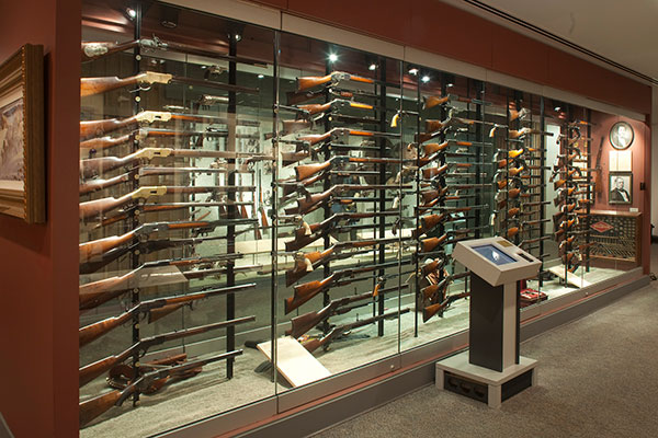 The Guns of John M. Browning at the NRA National Firearms Museum