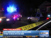 San Antonio burglary