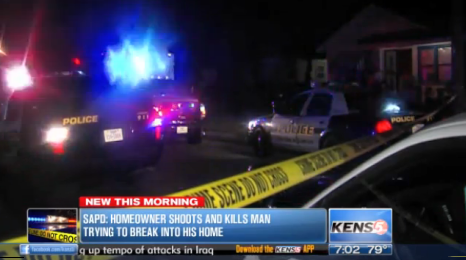 Read & React: Would-Be Burglar Killed by Homeowner, Neighbor