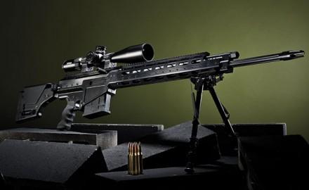 Alexander Arms .338 Lapua Magnum