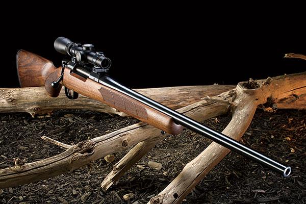 CZ's new 557 Lux precision bolt-action rifle - Guns.com