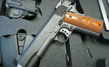The Springfield Armory 1911 Range Officer 9mm is the newest extension to Springfield's line of 1911