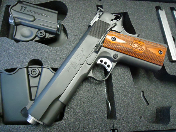 First Look: Springfield Armory 1911 Range Officer 9mm