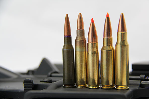 The Best AR-15 Cartridges Right Now