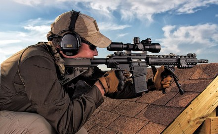 These days there are many choices in the gas-operated 7.62mm sniper system world, which sometimes