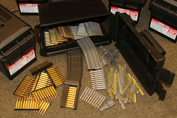 How to Properly Store Ammo Guns Ammo