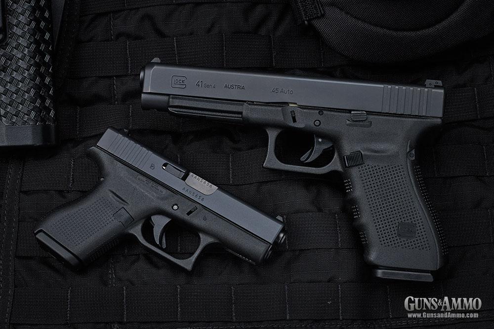 Glock 41 : un Longslide en .45 ACP Glock_42_Glock_41_F1