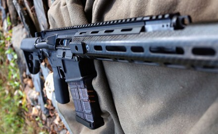 UPDATE 9/4/14: Lancer Systems, manufacturer of popular AR rifles and accessories, announced a new