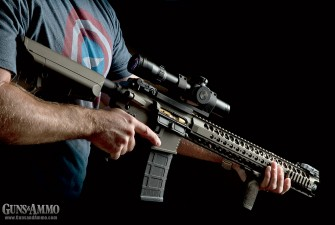 Salient Arms International Tier 1 AR-15 Review