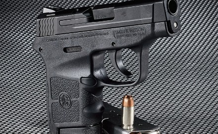 The Smith & Wesson M&P Bodyguard 380 comes standard with a 2¾-inch barrel and an overall length of 5¼ inches, with an unloaded weight of 11.85 ounces.