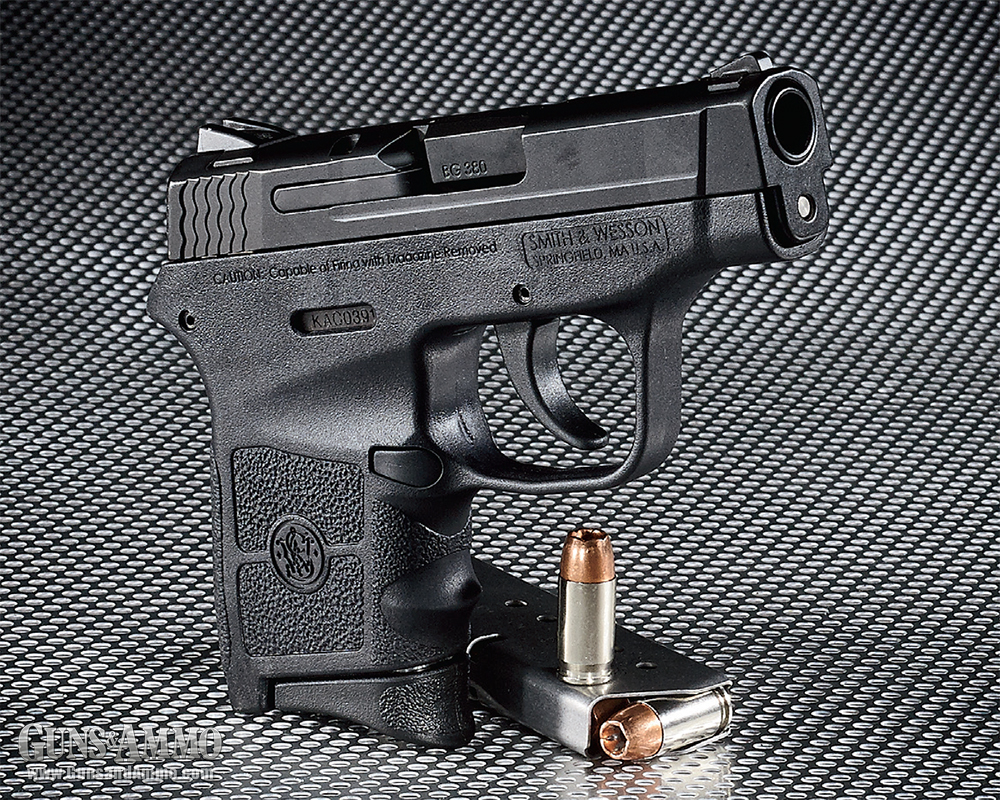 Smith & Wesson M&P Bodyguard 380 First Look