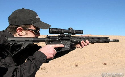 With the surge in popularity of practical shooting competitions such as IPSC and 3-Gun Nation,