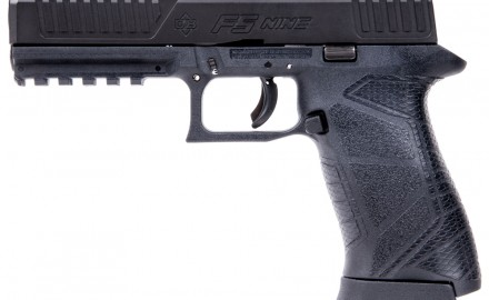 Diamondback Firearms is introducing their newest firearm, the DB FS Nine. This full-size, 9x19mm
