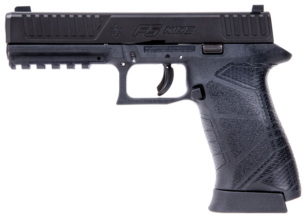 First Look: Diamondback Firearms DB FS Nine - Guns & Ammo