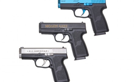 Kahr Arms recently partnered with Lew Horton Distributing to introduce three CW9 Lew Horton