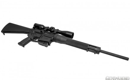 Mossberg is adding a .30-caliber offering to their MMR-series of rifles with the MMR Hunter