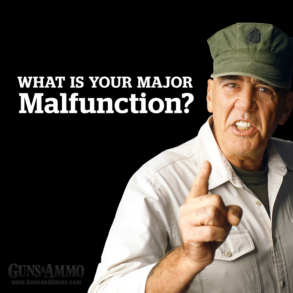 Qa R Lee Ermey Major Malfunction Saving Private K9