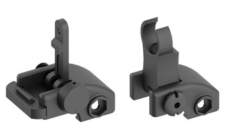 Introduced at the 2014 NRA Show, Blackhawk Folding Back-Up Sights were developed from the