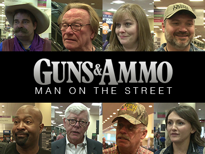 G&A Man on the Street: What's the Biggest Threat to Gun Owners in 2014?