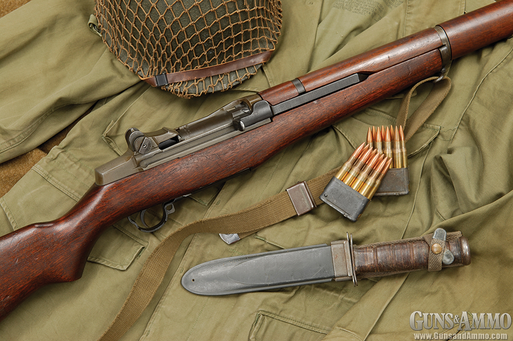 M1 Garand: The Best Small Arm of D-Day - Guns & Ammo