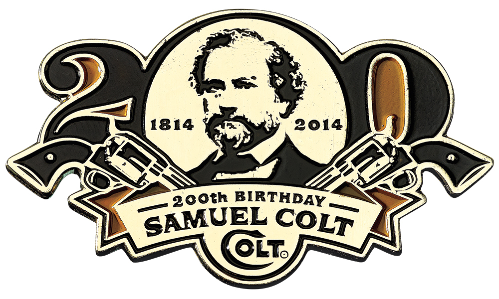 samuel colt a man and his guns Samuel colt and the charter oak guns the story of the charter oak long predates samuel colt andros was an arrogant man who likely loved every bit of his.
