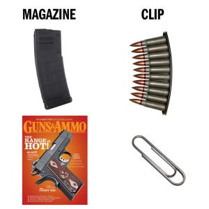 Magazine-Clip