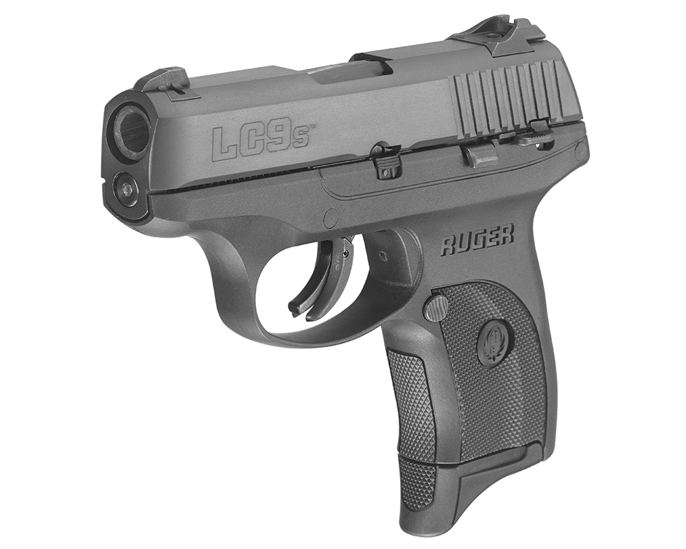 First Look: Ruger LC9s