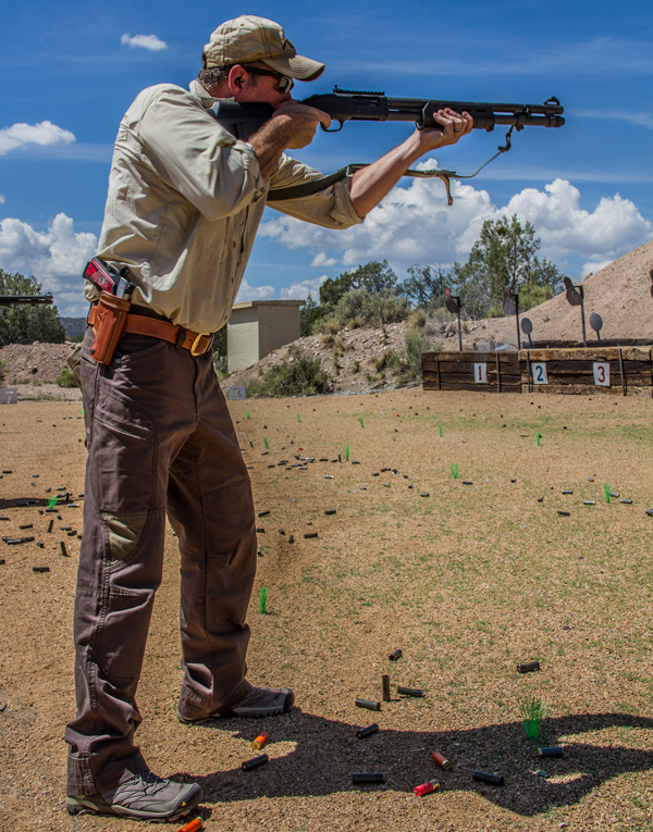 First Look: Mossberg Magpul Series Shotguns