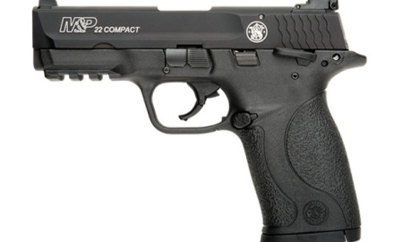 Smith & Wesson has launched the M&P22 Compact, its newest handgun in the M&P