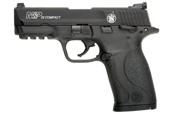 First Look: Smith & Wesson M&P22 Compact