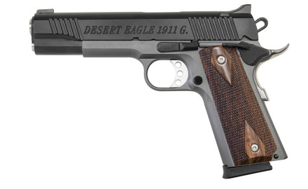 Magnum Research, Inc. has partnered with Cabela's to offer four new designs to their Desert Eagle
