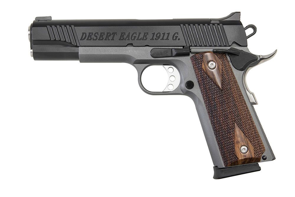 New Desert Eagle 1911s from Magnum Research & Cabela's