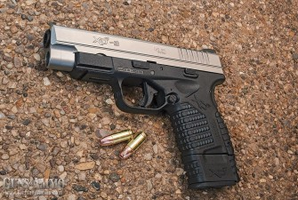 Springfield Armory XDs 4.0 Review