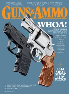Buy the April 2014 issue of Guns & Ammo HERE.