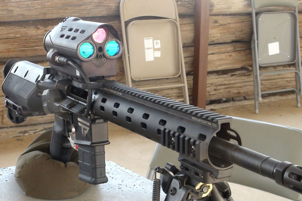 First Look: TrackingPoint TP AR 556