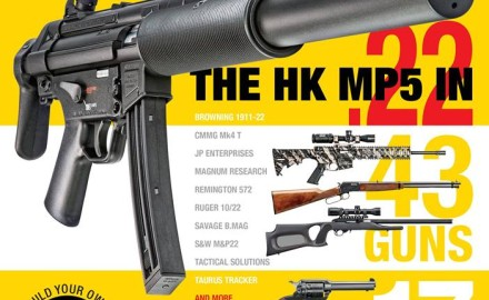There's now a magazine dedicated to the wondrous rimfire. From subsonic .22s to the blistering