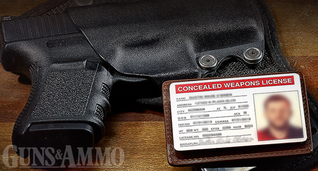 Best States for Concealed Carry (2014)