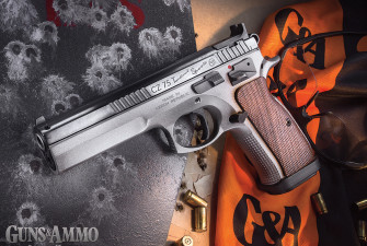 CZ 75 Tactical Sport Pistol Review