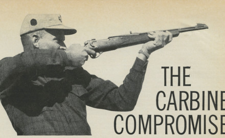Editors Note: This article by Jeff Cooper was originally printed in the October 1966 issue of